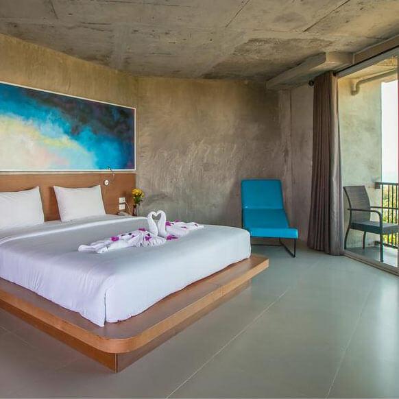 B2 Sea View Pattaya