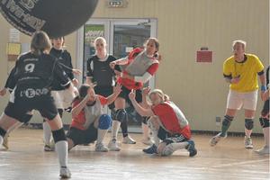 Rennes 1 filles
