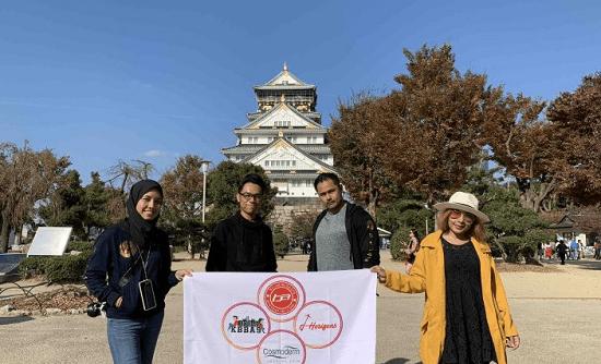 Kembara KBBA9 – Pilihan Hotel Muslim Friendly Dan Halal Di Japan