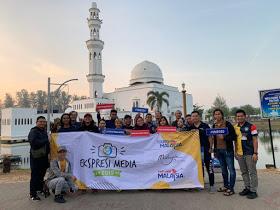 Program Ekspresi Media Kenyir 2019 Dengan Tourism Malaysia