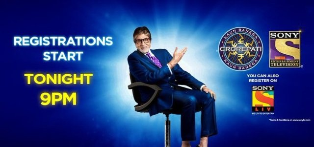 KBC Registration Starting today at 9 PM – Season 11 – 2019