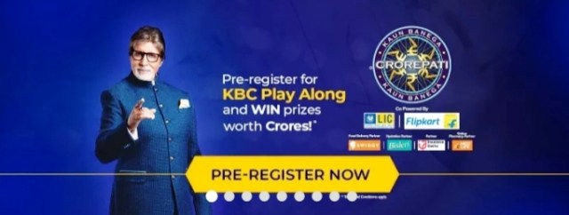 KBC Play ALong Pre Register