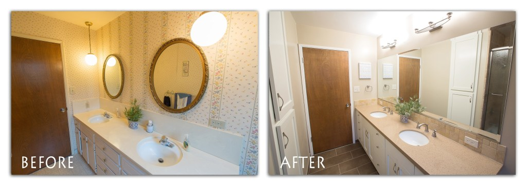 Stratford Hall bathroom remodel.