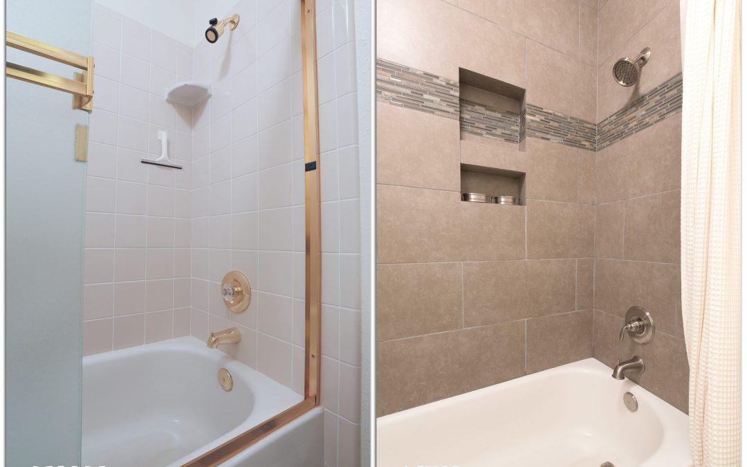 Bathroom Remodel Complete – bathCRATE Matthews Court, Escalon, CA