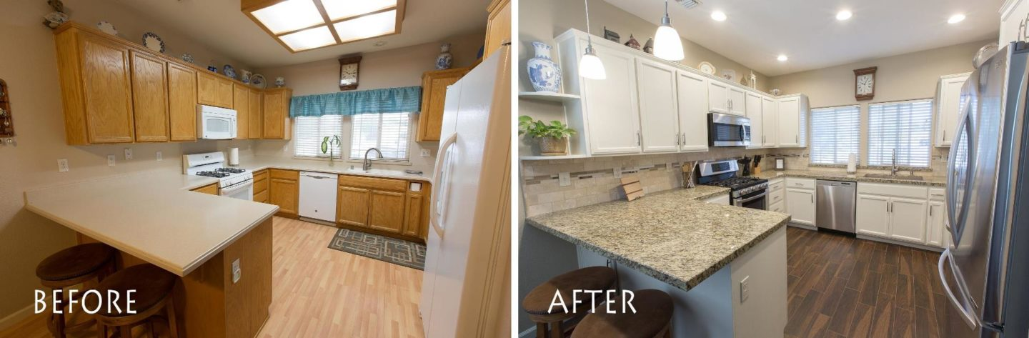 Beautiful Oakdale Country Kitchen Part - 12: Another KitchenCRATE Is In The Books, And We Hope You Agree, This One  Turned Out To Be Quite The Impressive 12-day Kitchen Remodel! Oakdale, CA  Is Home To ...