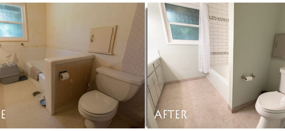 Bathroom Remodel Livingston Complete – bathCRATE 2nd Street