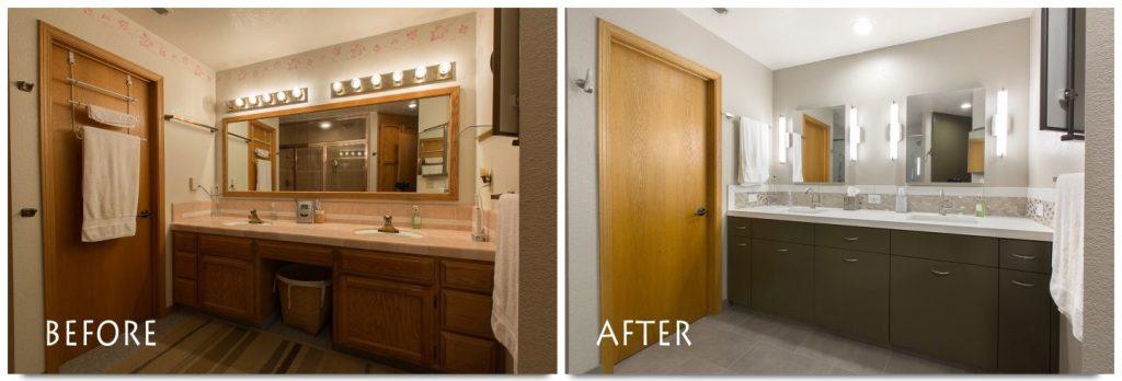 bathroom remodel Modesto.