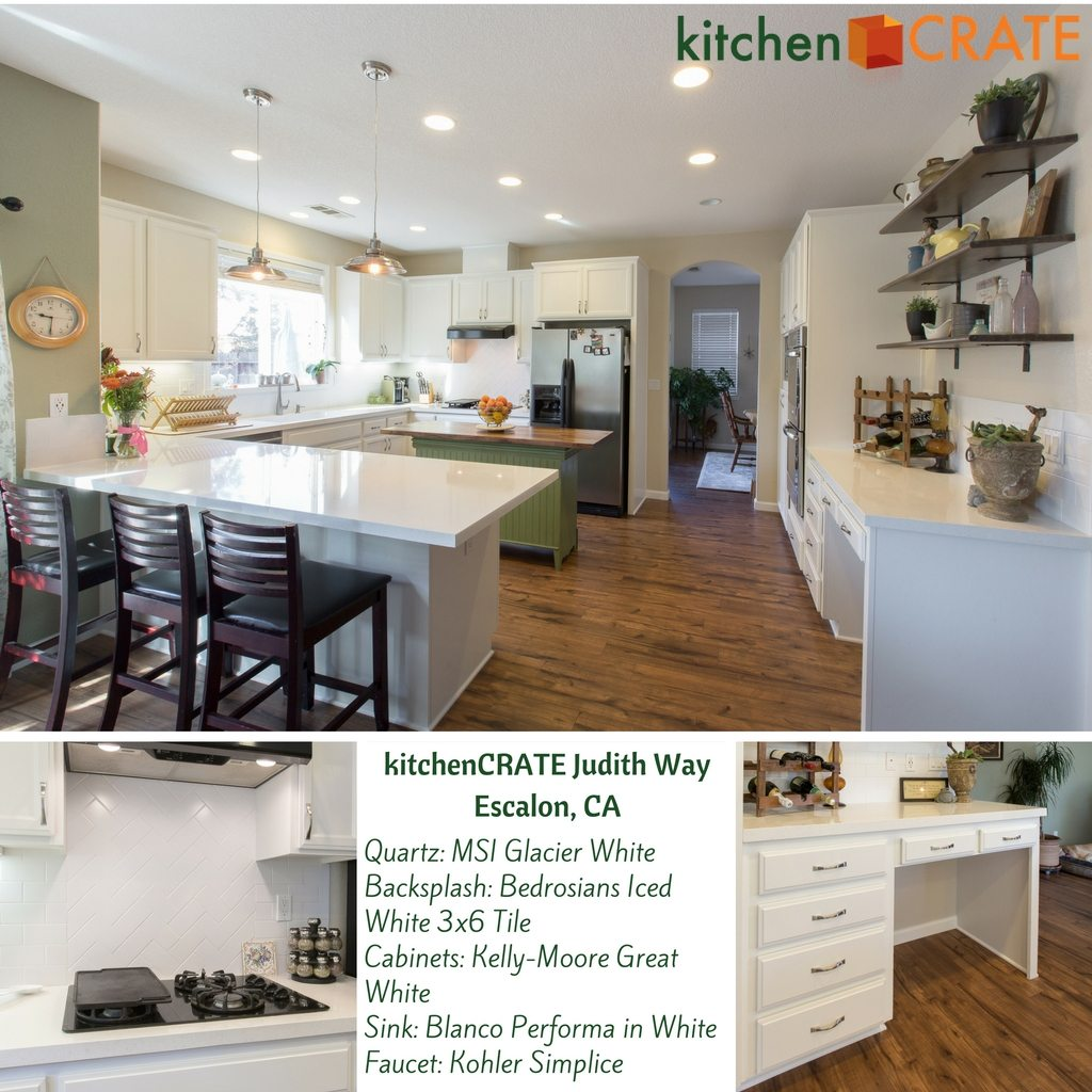 Escalon Kitchen Renovation.
