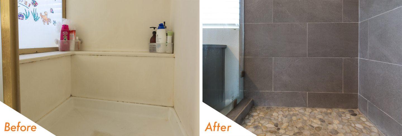 bathroom renovation in pleasanton