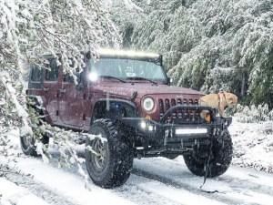 Jeep Wrangler JK, by hand_dizzy