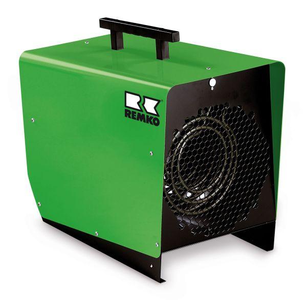 leie elektrisk byggvarmer 3-fas kongsvinger