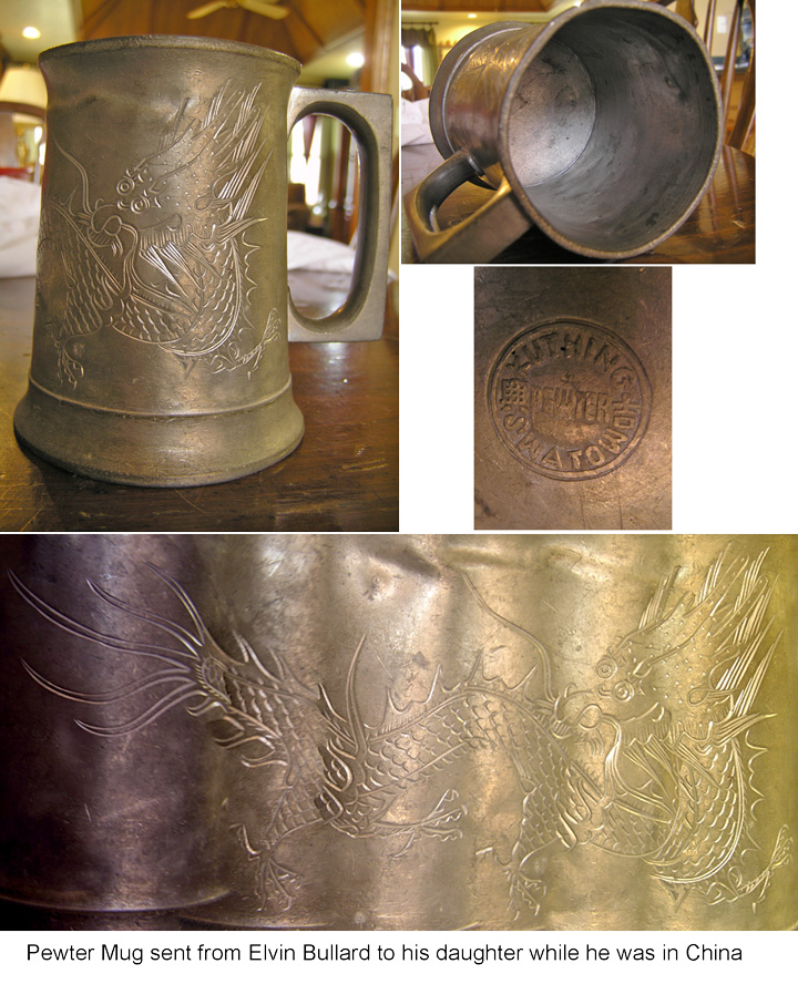 Dragon Mug Heirloom - Treasure Chest Thursday