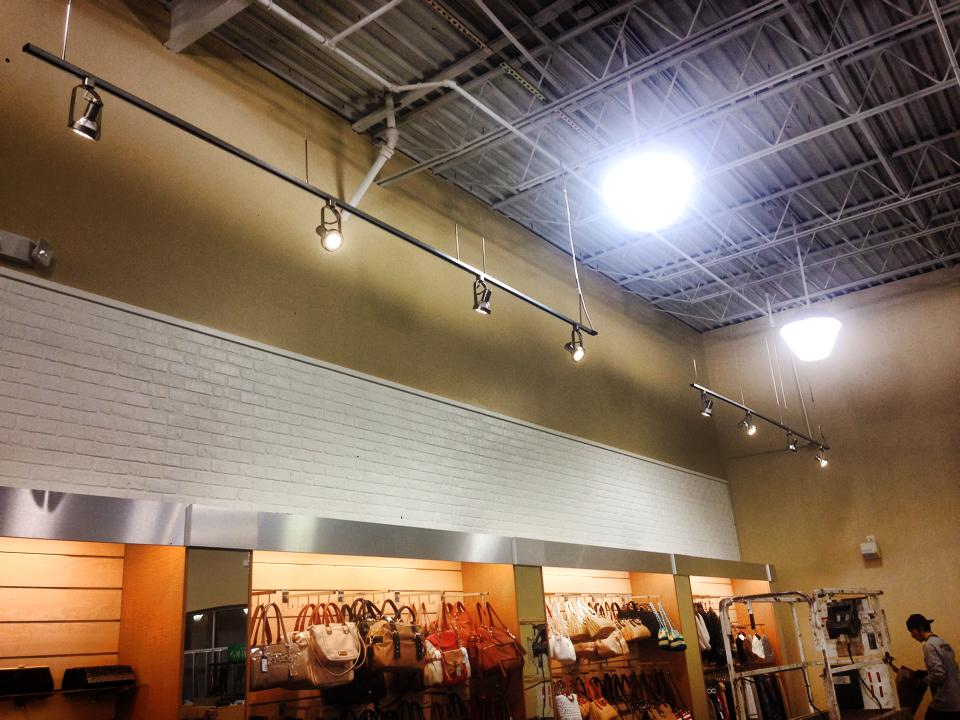 Track Lighting Bulb Replacement