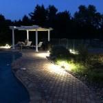 Pool Area Lighting Ideas Cool Ways To Put Lighting Around Your Pool
