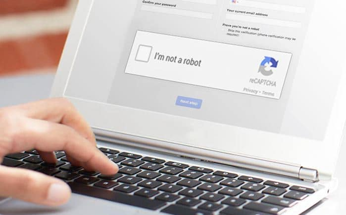 Are You Sick of Spam From Your Contact Form? Recaptcha Can Fix It
