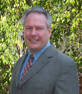 The RA's new CEO Rick Shoup
