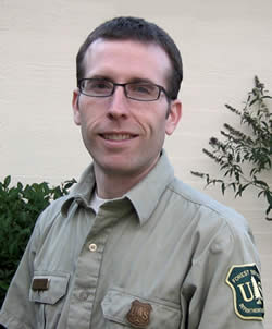 Scott Tangenberg will be the SBNF's district ranger for the Mountaintop District, as of Monday.