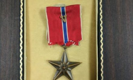 Stolen Bronze Star Medal Recovered and Returned to Family of Korean War Vet