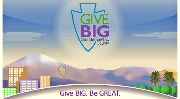 Give BIG San Bernardino County Raises $271,044 for Nonprofits