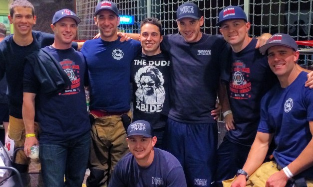 Big Bear Firefighters Climb for Leukemia & Lymphoma Society!
