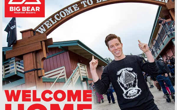 Shaun White Becomes Part Owner of Big Bear Mountain Resorts