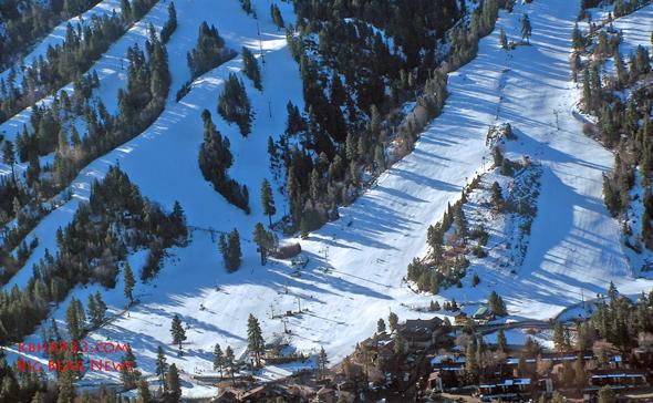 Big Bear Ski Season Targets Close Date Tentatively for April 10th
