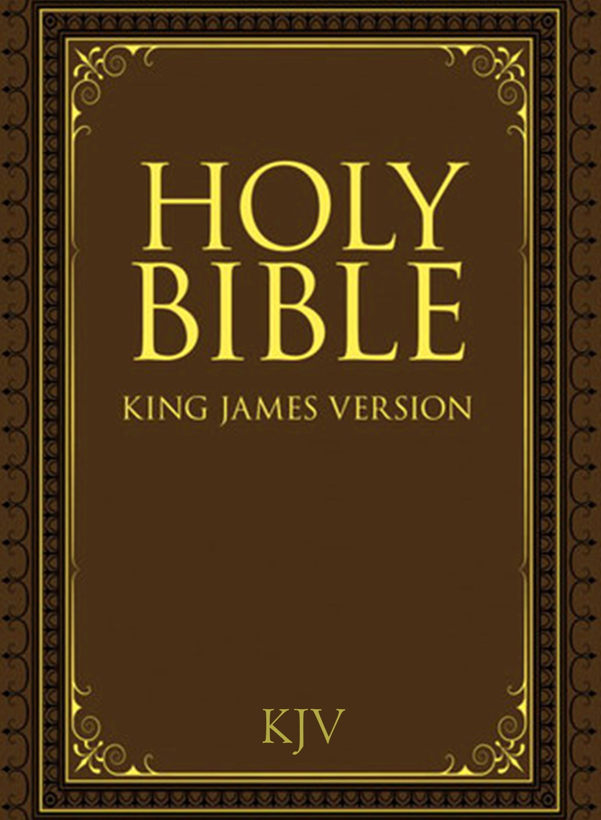 Bible King James Version Authorized Kjv Best Bible