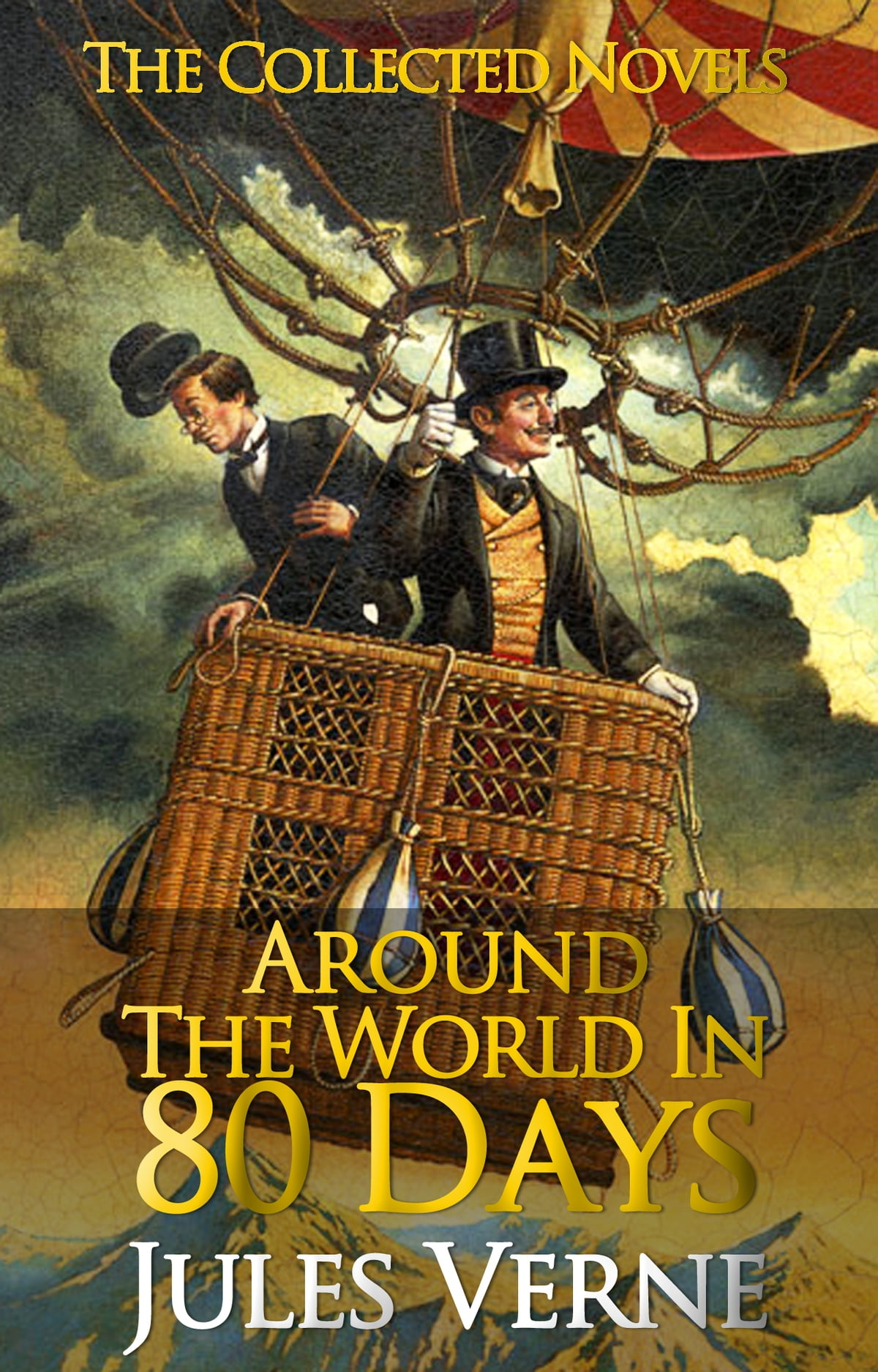 Around The World In Eighty Days Complete Text With Free