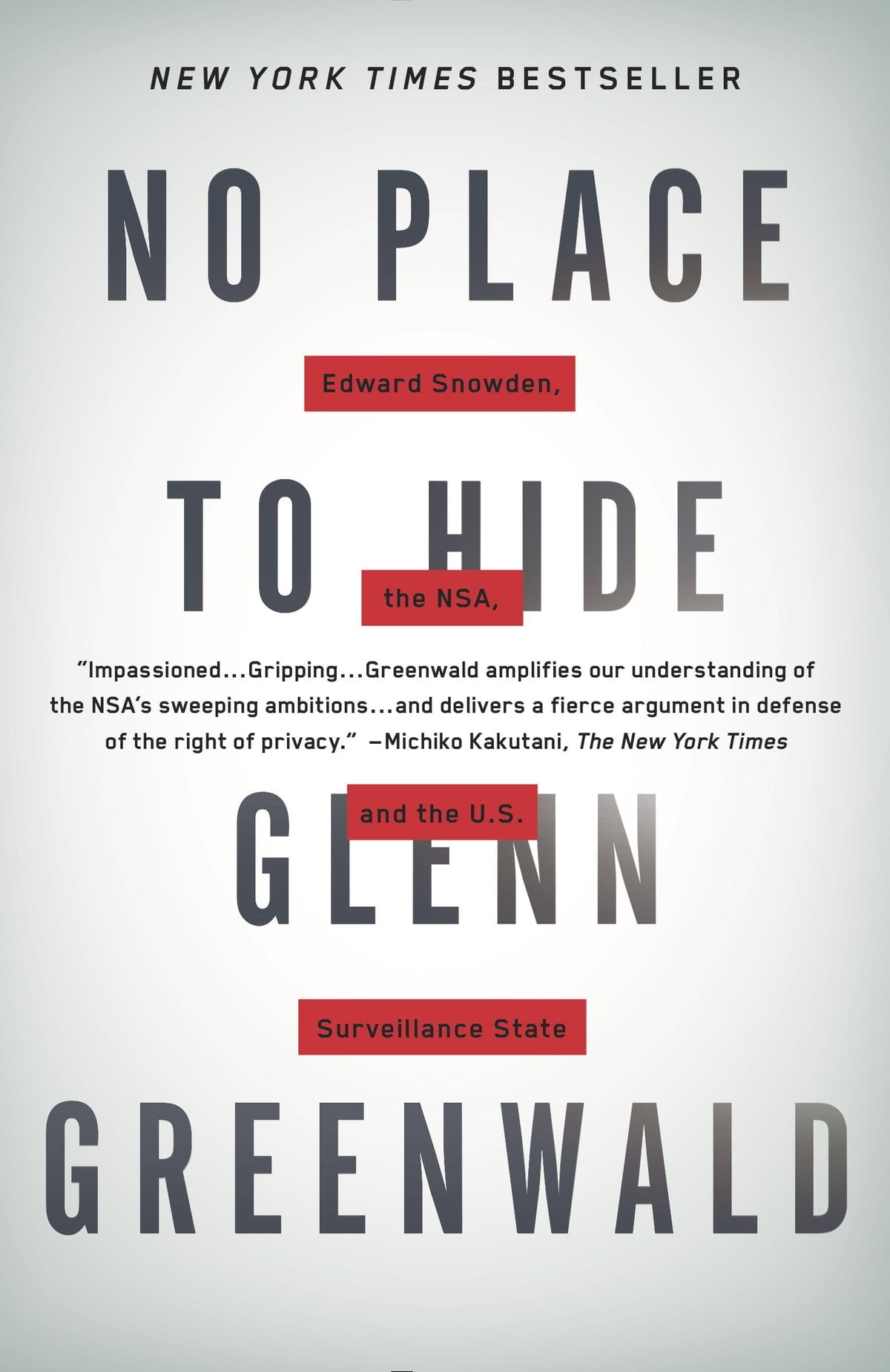 No Place To Hide Ebook By Glenn Greenwald