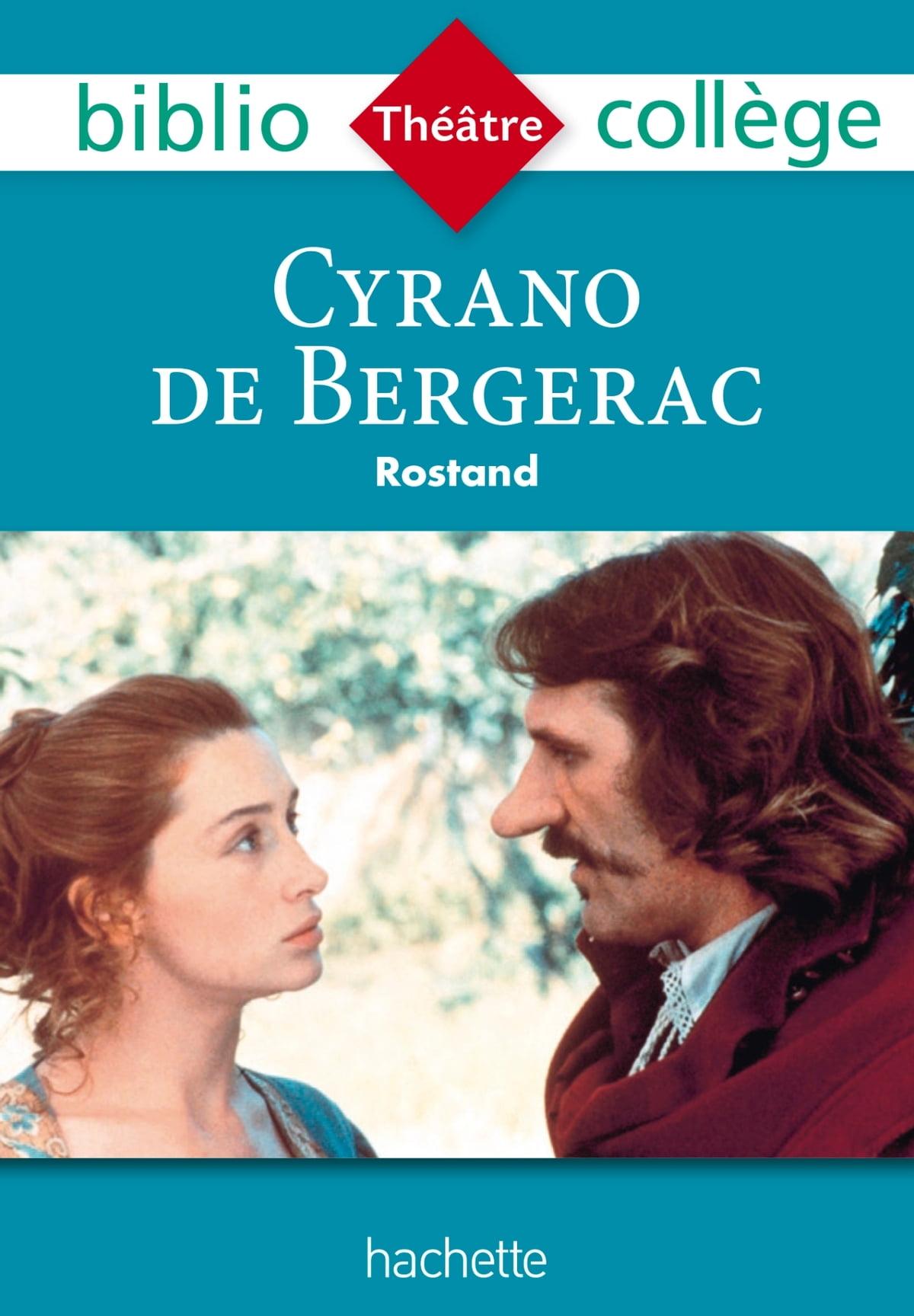 Bibliocollege Cyrano De Bergerac Edmond Rostand Ebook De
