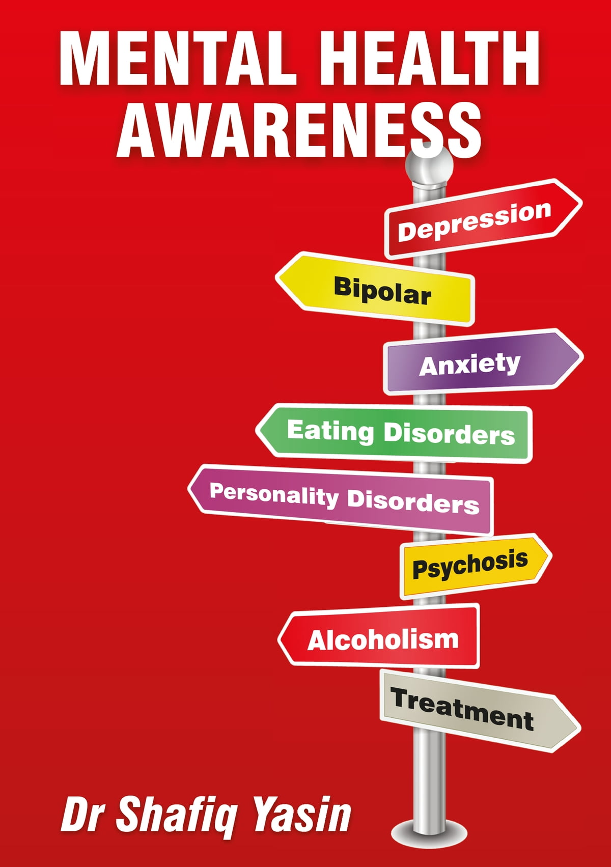 Mental Health Awareness Ebook By Shafiq Yasin