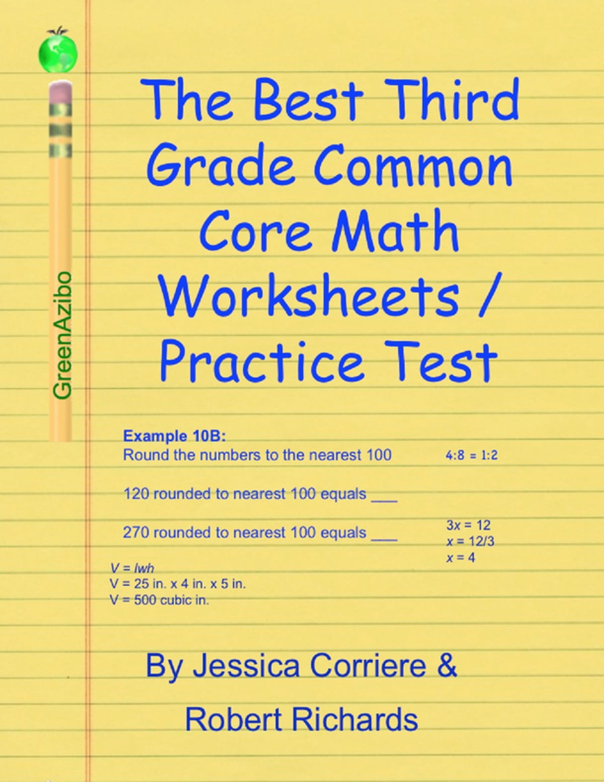 The Best Third Grade Common Core Math Worksheets