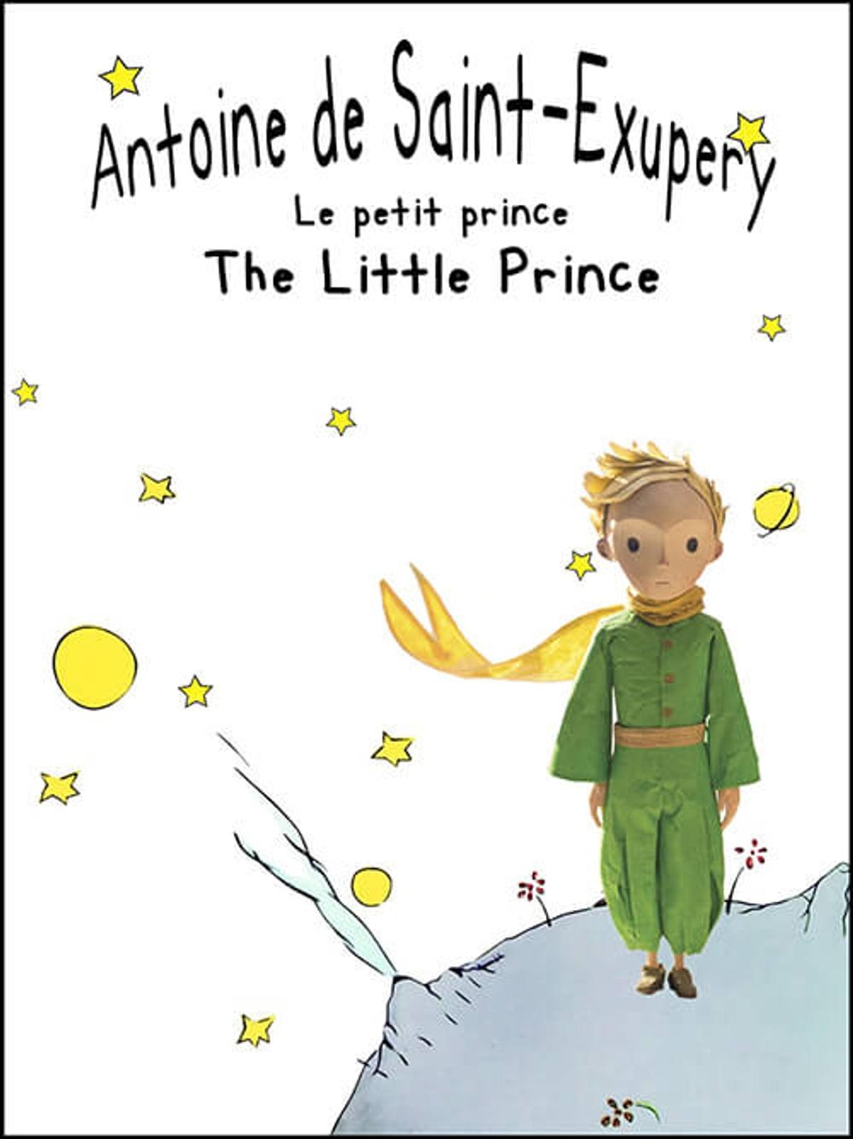 Le Petit Prince Ebook By Antoine De Saint Exupery
