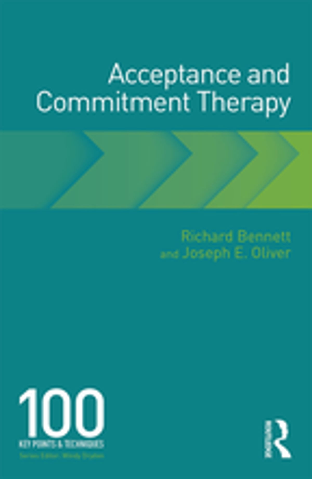 Acceptance And Commitment Therapy Ebook By Richard Bennett