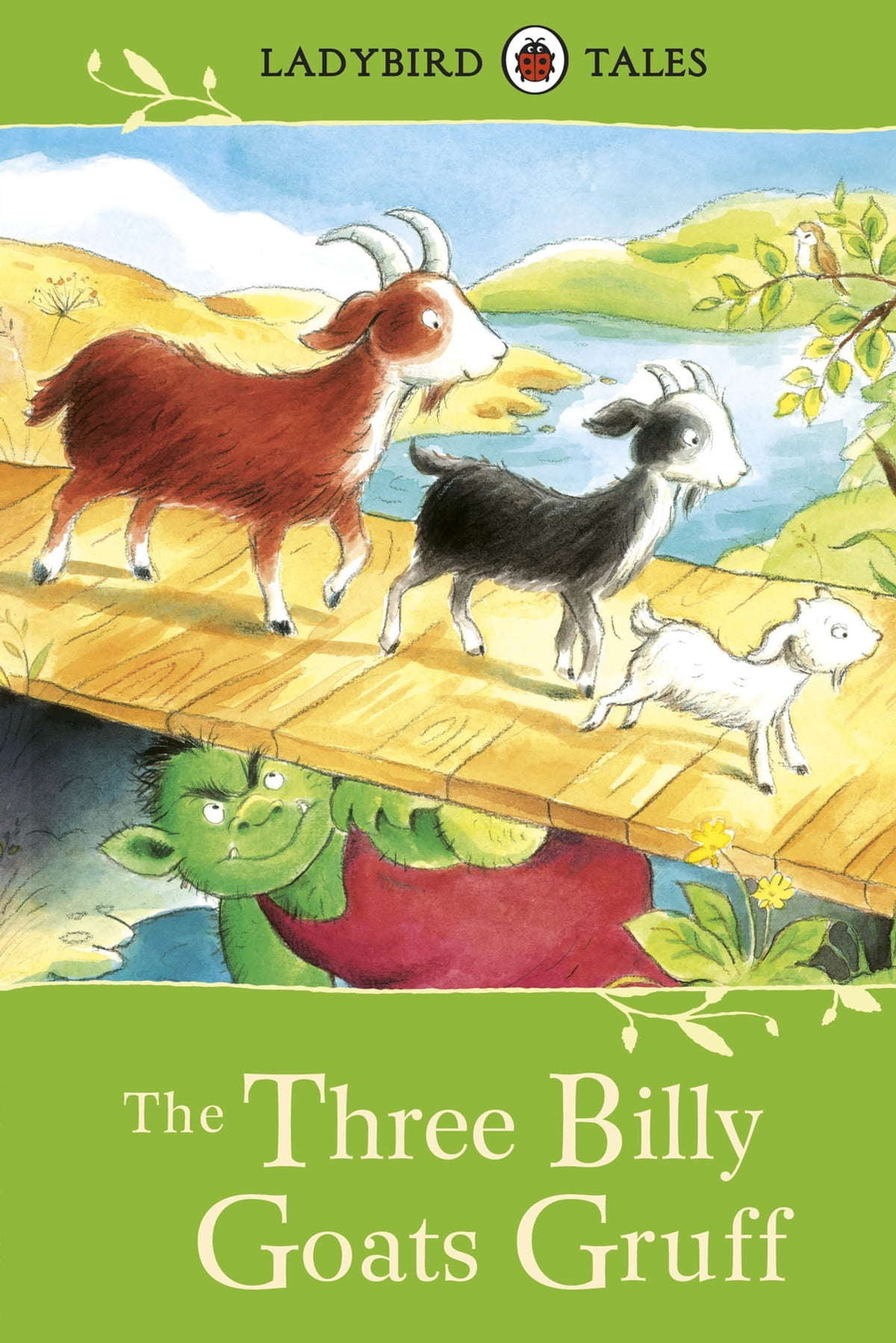Ladybird Tales The Three Billy Goats Gruff Ebook By Vera