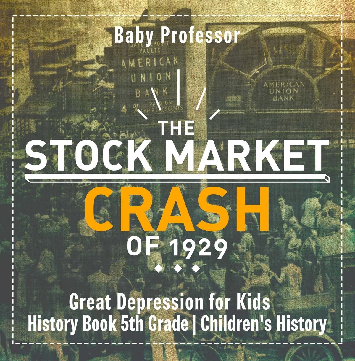 The Stock Market Crash Of