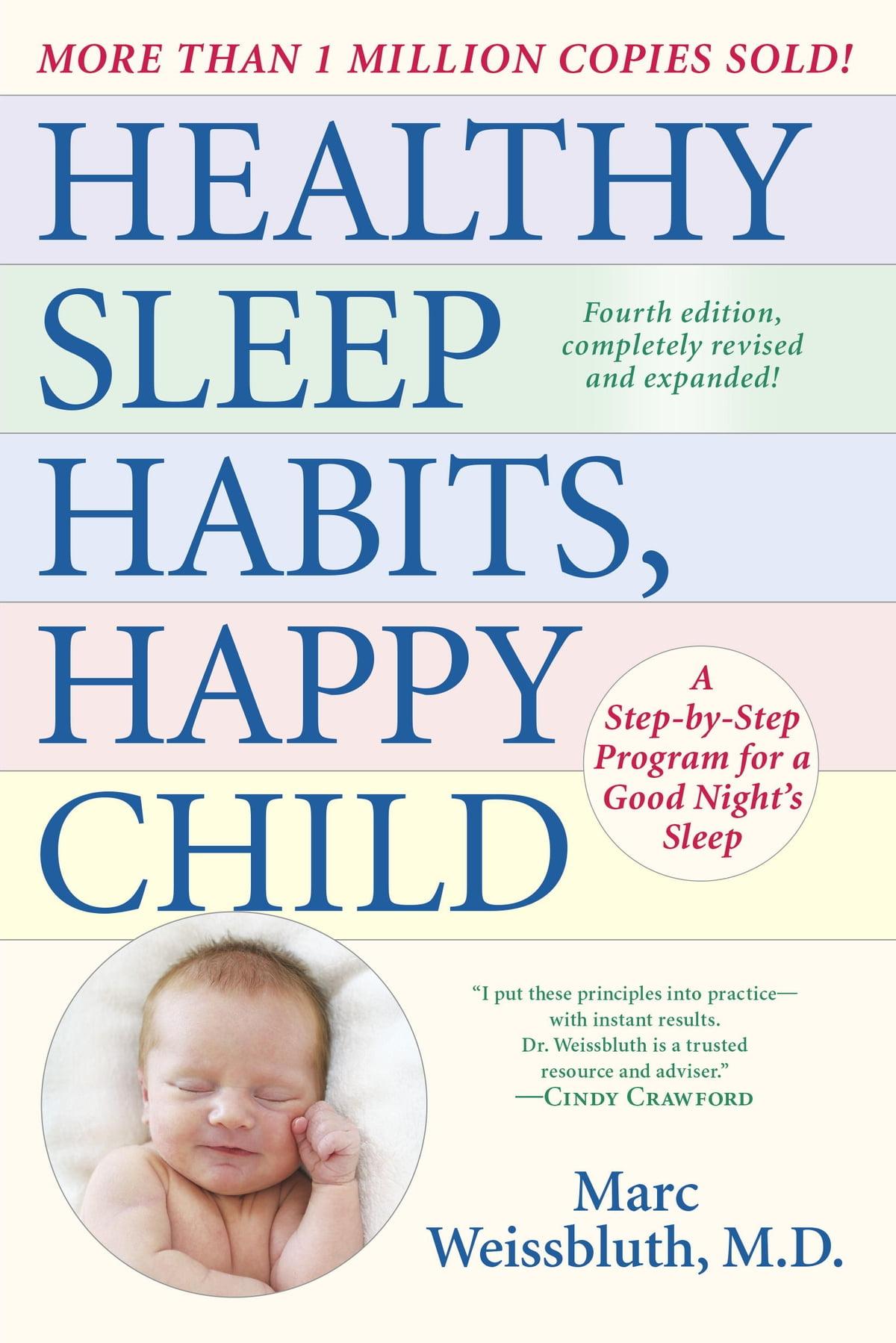 Healthy Sleep Habits Happy Child 4th Edition Ebook By