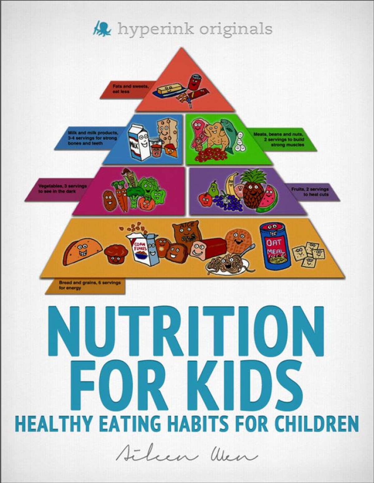 Nutrition For Kids Healthy Eating Habits For Children