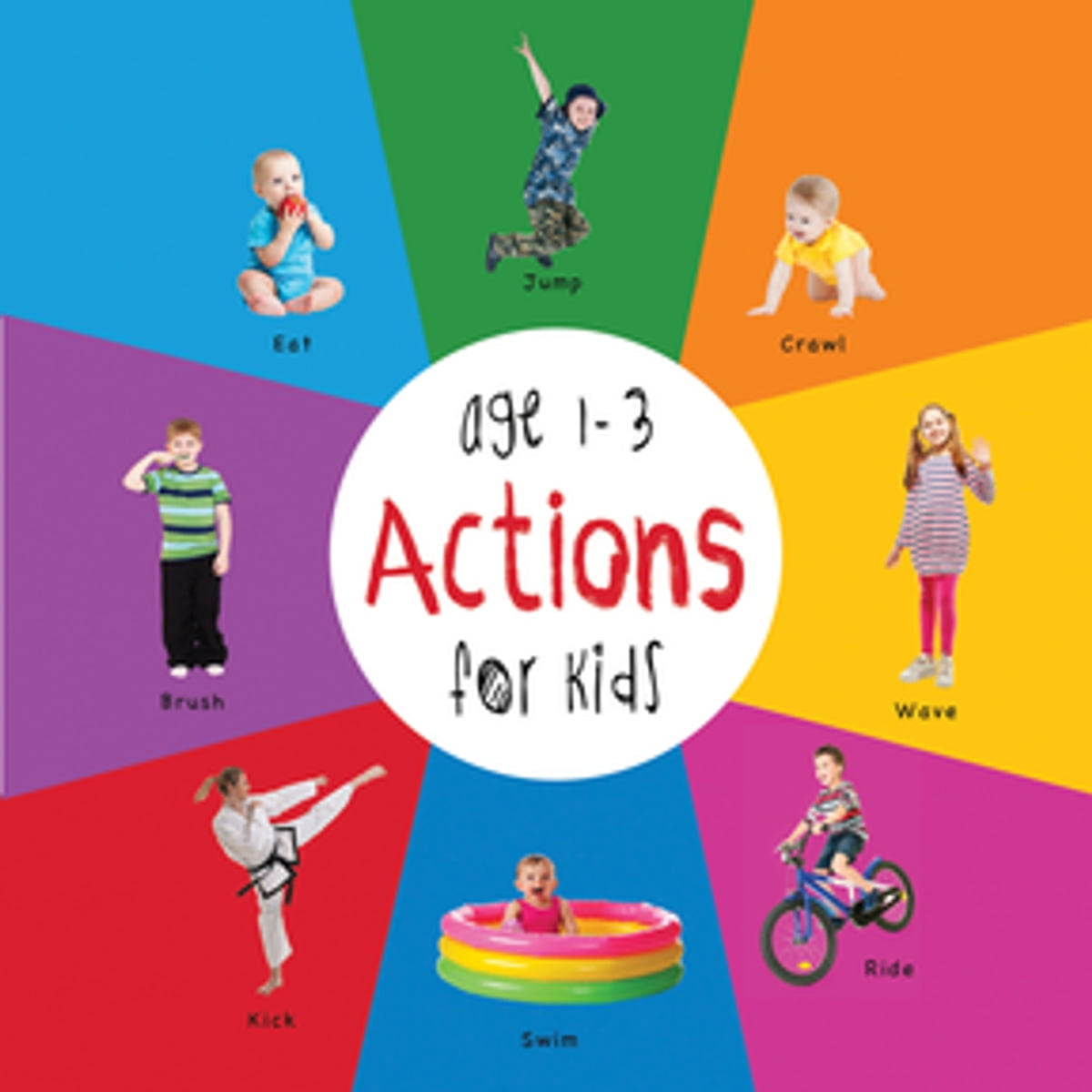 Actions For Kids Age 1 3 Engage Early Readers Children S