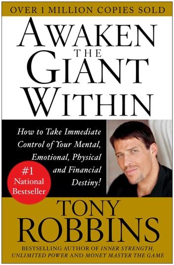 Awaken the Giant Within crescimento pessoal