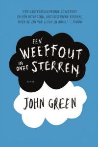Een weeffout in onze sterren ebook by John Green