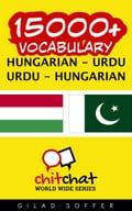 15000+ Vocabulary Hungarian - Urdu