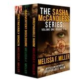 The Sasha McCandless Series: Volume 1 (Books 1-3)