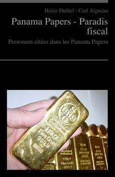 Panama Papers Société extraterritoriale: Personnes citées dans les Panama Papers