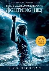 Percy Jackson Lightening Thief Book Cover