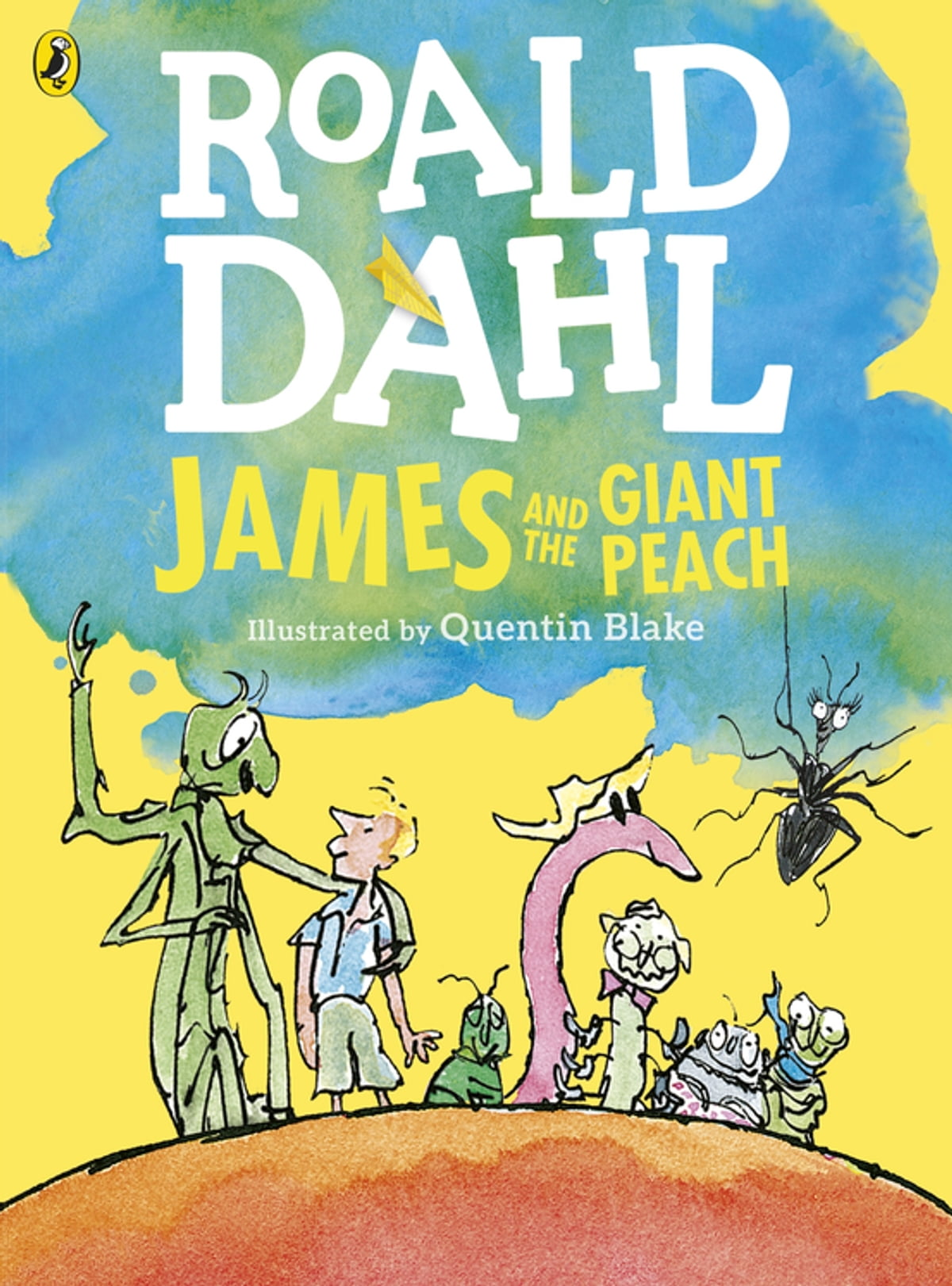 James And The Giant Peach Colour Edition Ebook By Roald