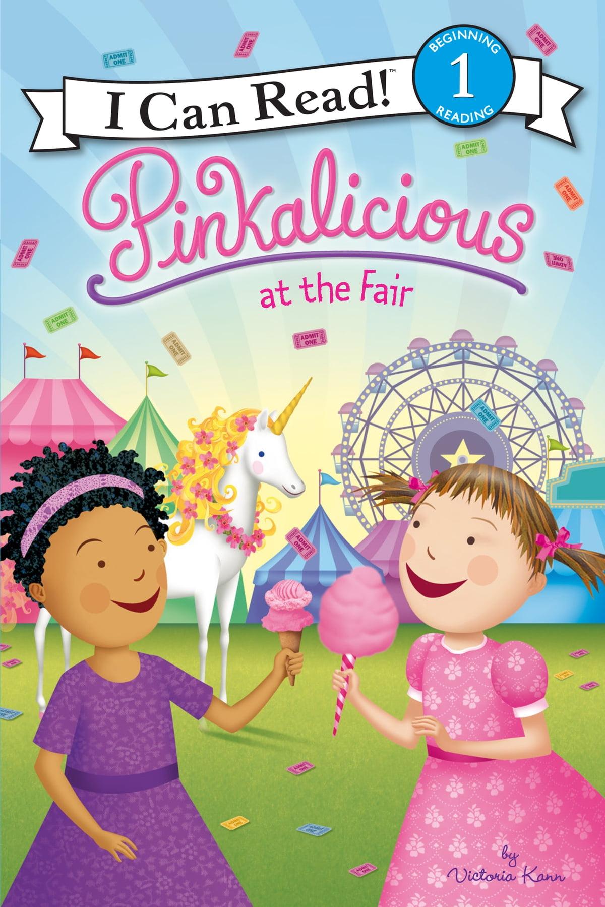 Read Aloud Pinkalicious En Espaa Ol Storybook Nanny