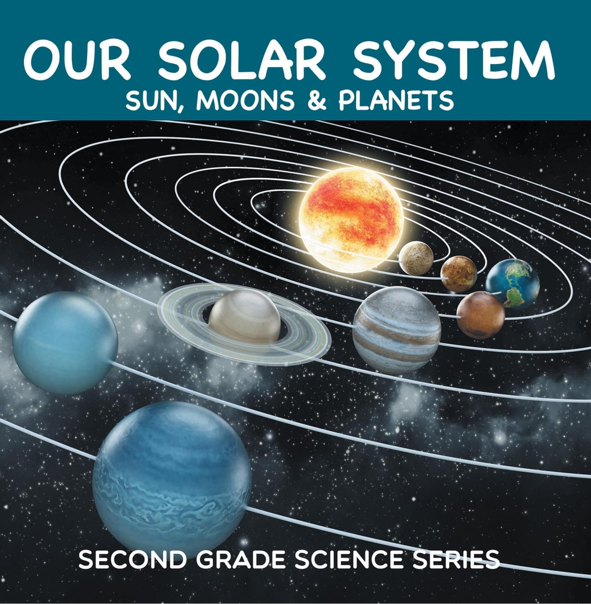 Our Solar System Sun Moons Amp Planets Second Grade