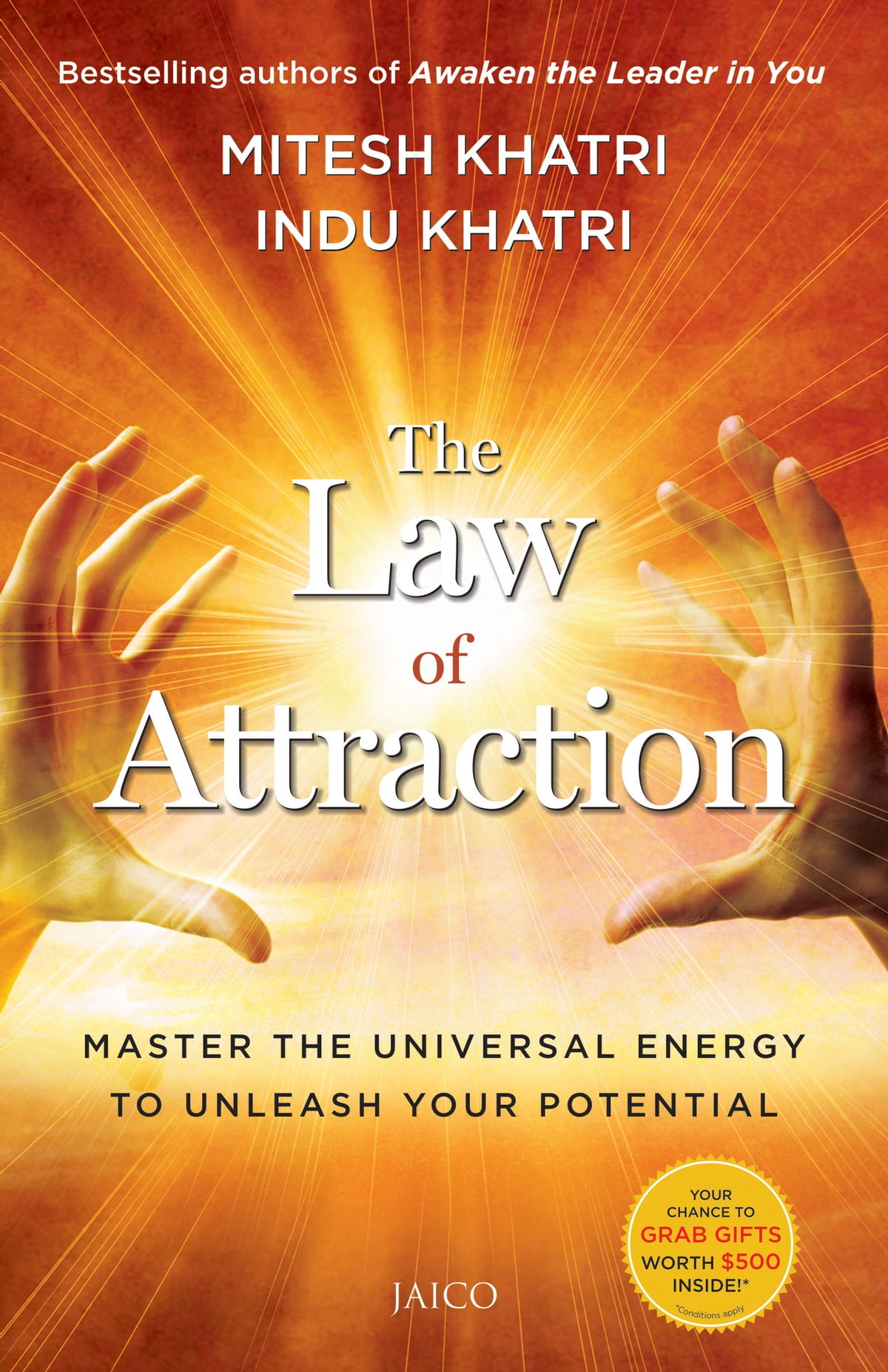 The Law Of Attraction Ebook By Mitesh Khatri