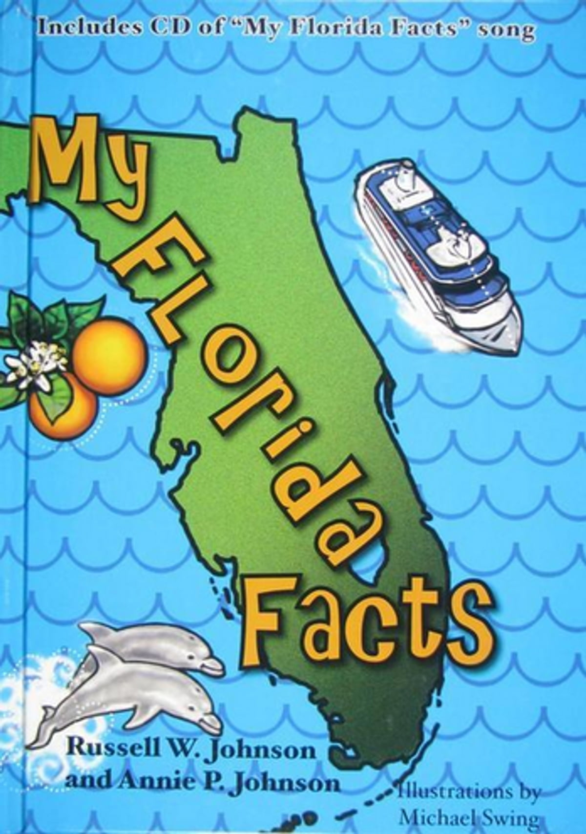 My Florida Facts Ebook By Annie P Johnson